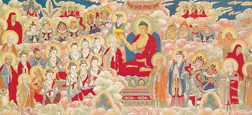 鳳頭禪師的心印傳承 在家居士承接禪宗真傳法脈之始
