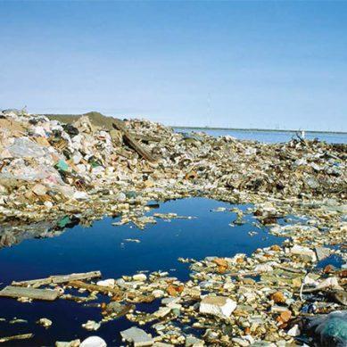 塑膠污染 海洋也難逃