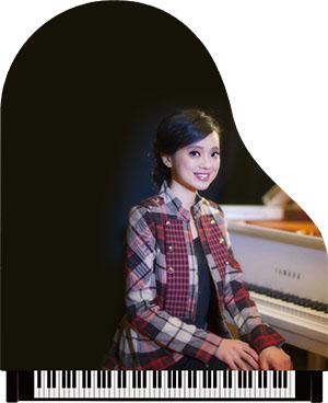 美女鋼琴家黃凱盈