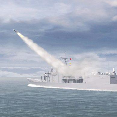雄三飛彈 台海安全最佳屏障