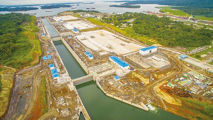 巴拿馬運河與兩岸的外交爭戰