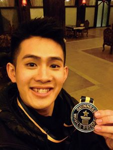 楊元慶 用溜溜球轉動夢想