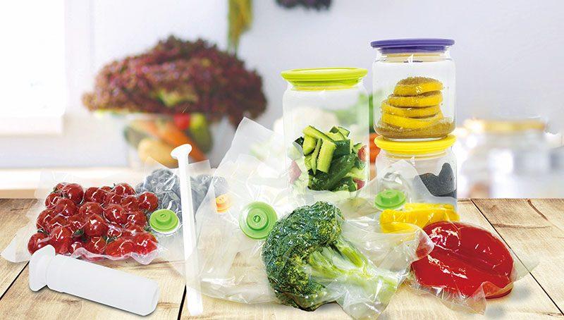 廚房收納好幫手 食物保存沒煩惱