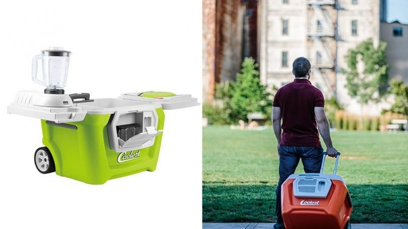 野餐神器Coolest Cooler