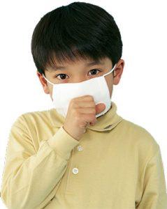 學童在污染瀰漫的環境中長大