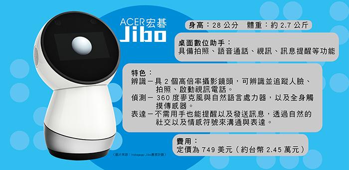 ACER宏碁Jibo2