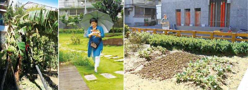 錦華里社區花園