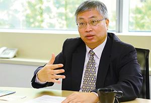 商業發展研究院政策所所長黃兆仁博士