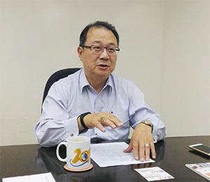 淡江大學戰略研究所助理教授黃介正博士