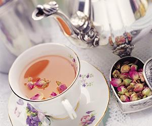 飯後一杯茶,可達到去油解膩的效果。