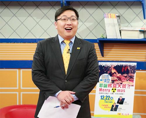 基改食品專案計畫總顧問,現為台北市議員、民國黨發言人徐世勳