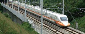 高鐵是串聯台灣南北的重要軌道建設
