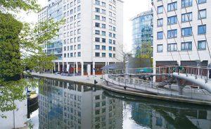 倫敦帕丁頓水岸都市更新