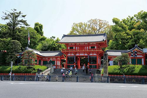 八坂神社祭禮-祇園祭