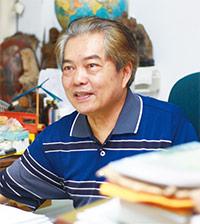 台大昆蟲系名譽教授楊平世