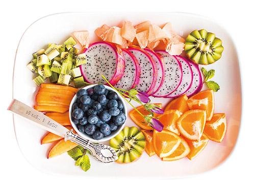 低升糖指數(低GI)水果