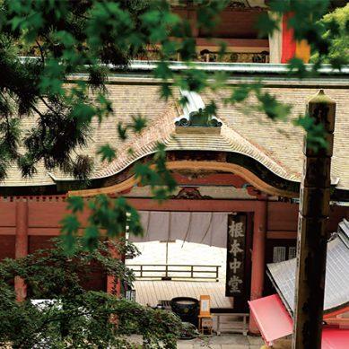 天台宗總本山延曆寺 悠遠燦爛的日本佛教母山