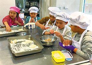 品盟從小朋友開始教學,落實食安教育