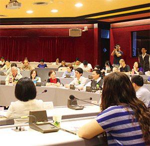 品盟舉辦「品格法治教育談食安問題」座談會