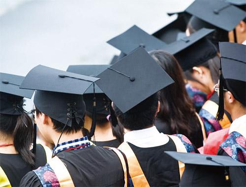 政府廣設大學,造成大學教育浮濫
