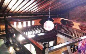 茉莉人文環境教育中心的樓井格局
