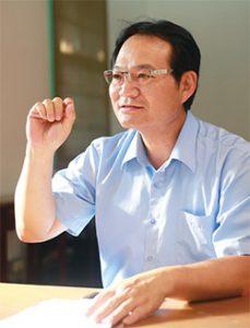 長期擔任台北孔廟祭孔典禮樂長的孫瑞金