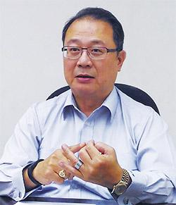 中華戰略暨兵棋研究協會理事長黃介正