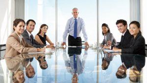 高品質商務會議禮儀