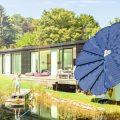 Smartflower太陽花瓣能源裝置