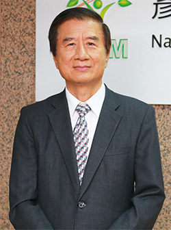 彥臣生技藥品股份有限公司董事長黃中洋博士