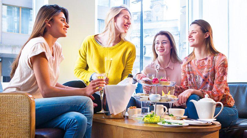 英式下午茶禮儀 風行世界的社交活動
