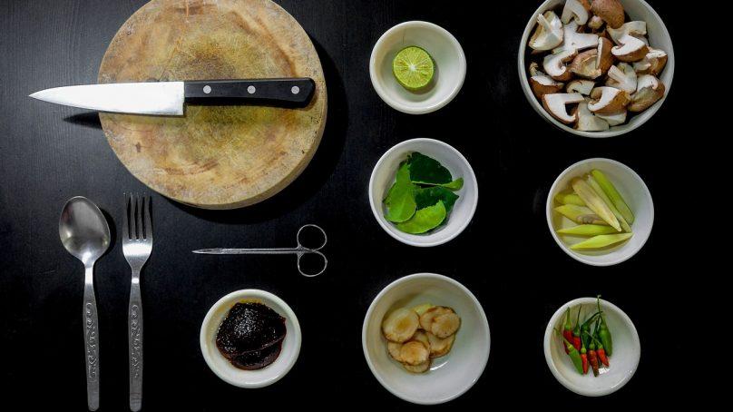 李鳳山 從烹飪中涵養心性