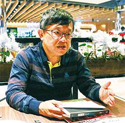 台北慈濟醫院職業醫學科主任賴育民