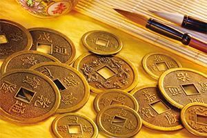 悟覺妙天禪師表示做人要像中國古代的銅錢一樣「外圓內方」