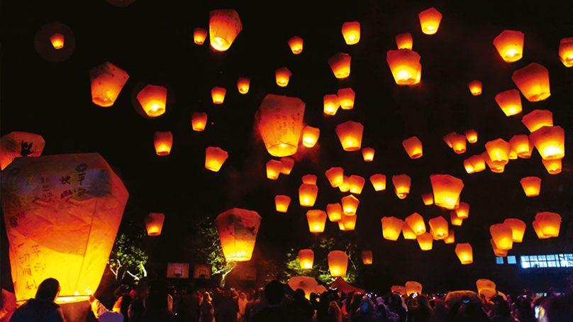 慶元宵 話平溪天燈文化