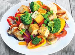 植物性蛋白質為優質蛋白質