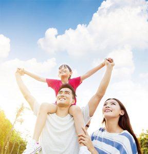 保持愉快心情,對提升身體正氣有很大幫助。