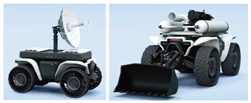 越野機器人 3E-D18