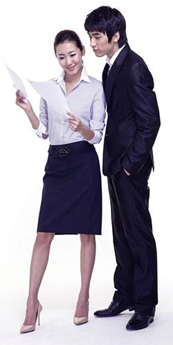 女性在職場的專業穿著