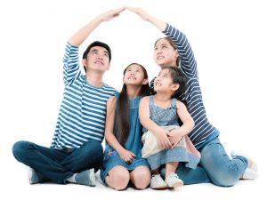 家人是宿世因緣