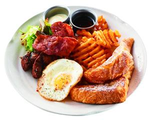 豐富多元的早午餐菜系