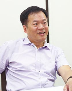 節能專家科綠有限公司總經理黃建誠