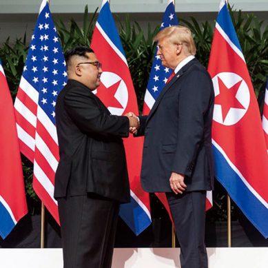 美朝峰會、中美貿易戰、4友邦斷交 國際局勢多變 台灣如何突圍